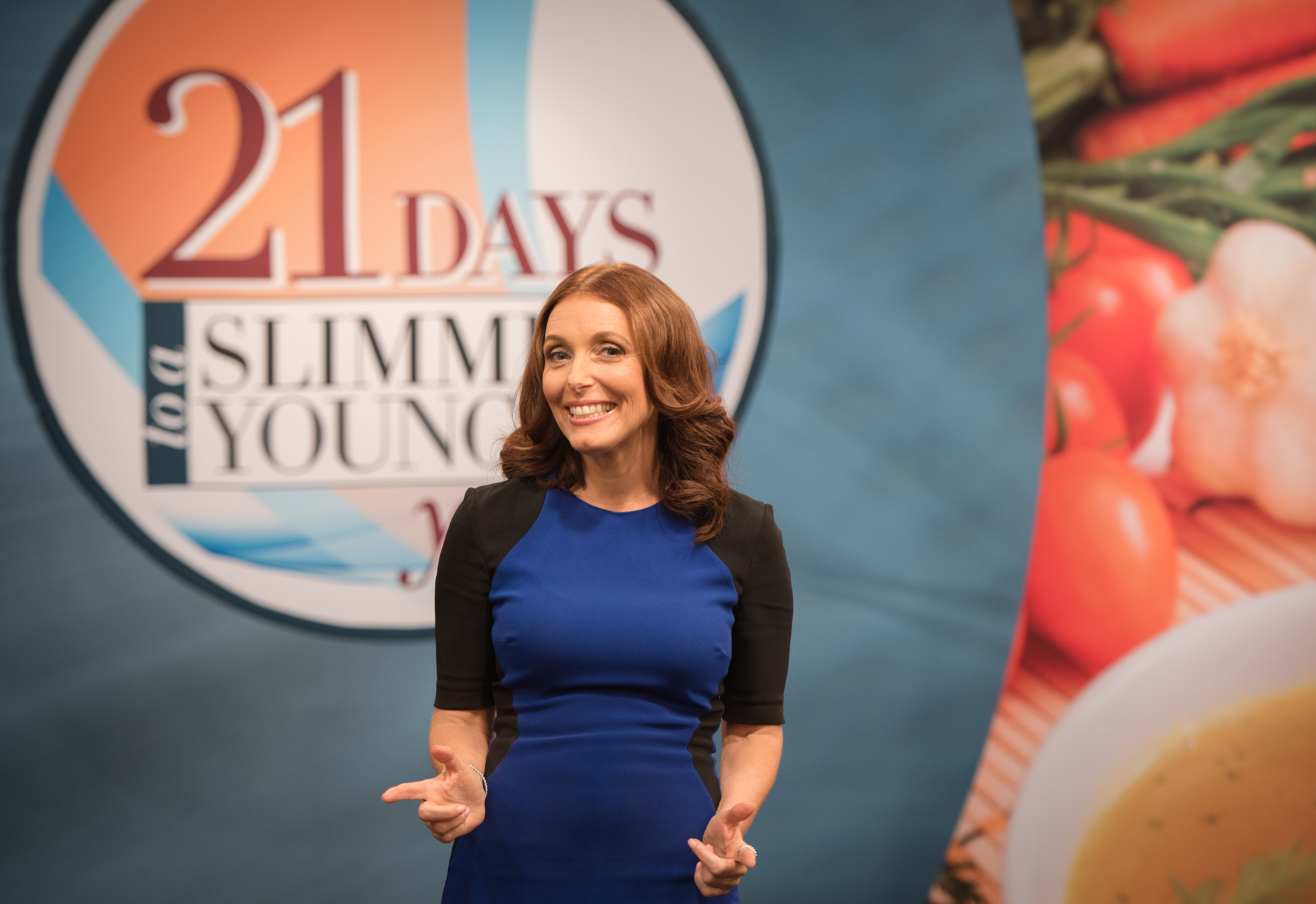 21 Days to a Slimmer Younger You with Dr. Kellyann