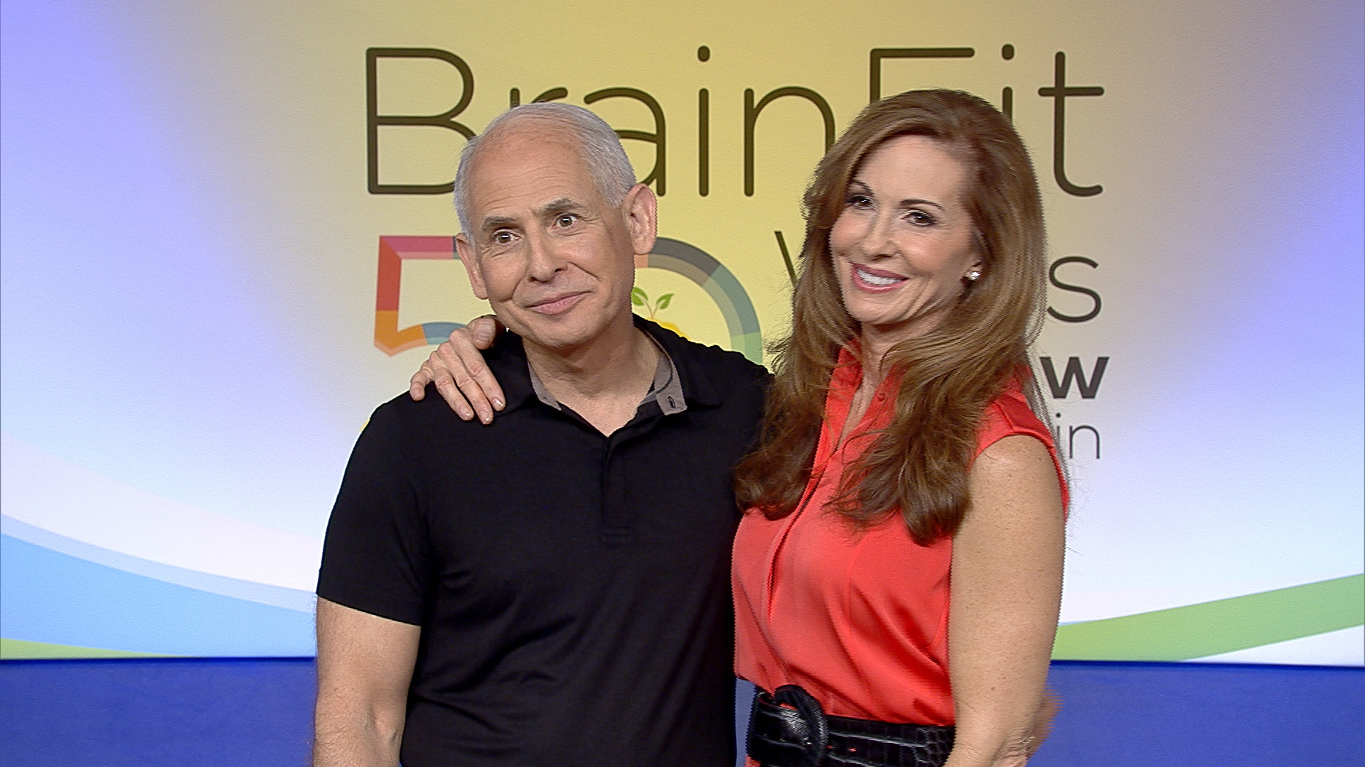 BrainFit: 50 Ways to Grow Your Brain with Daniel Amen, MD and Tana Amen, RN