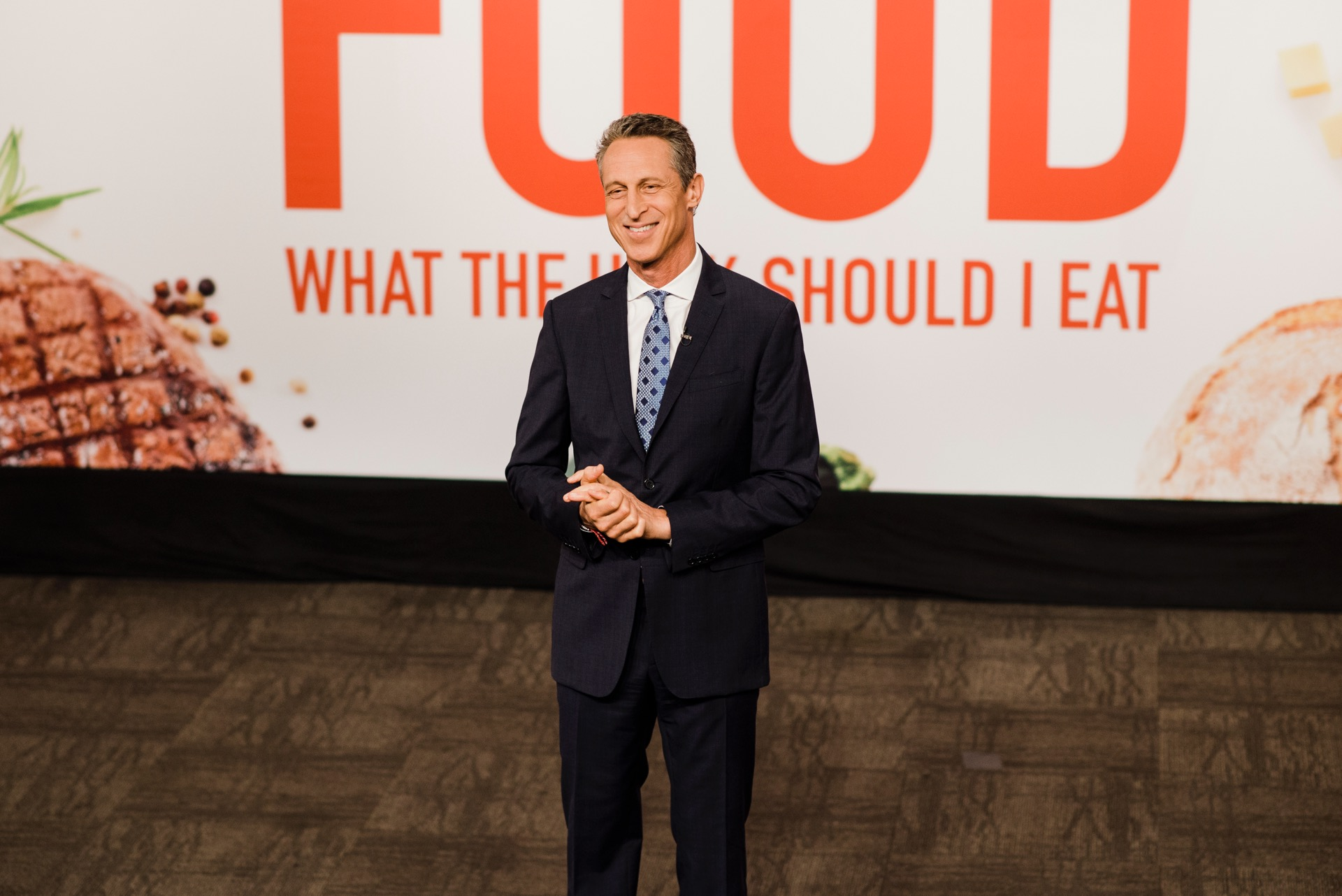 Food: What The Heck Should I Eat? with Mark Hyman, MD