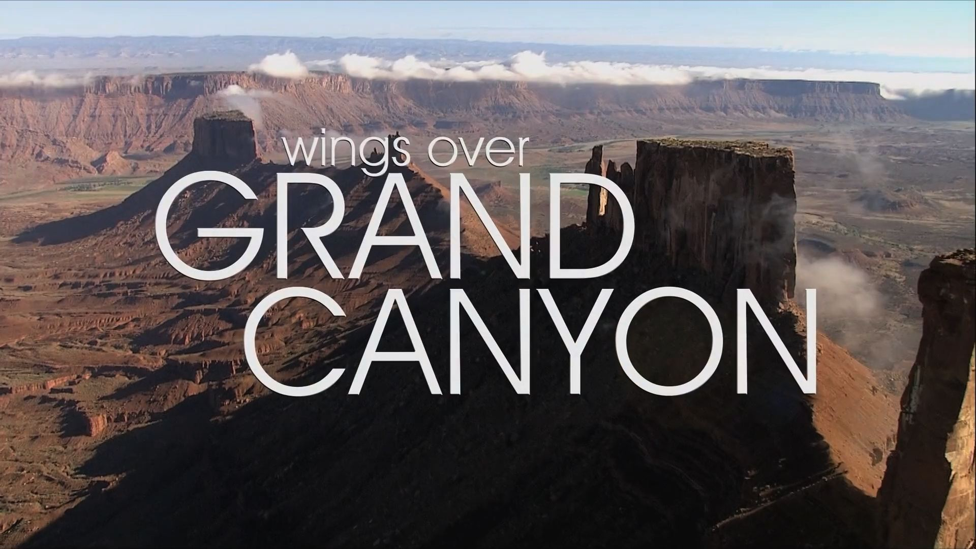 Wings Over Grand Canyon