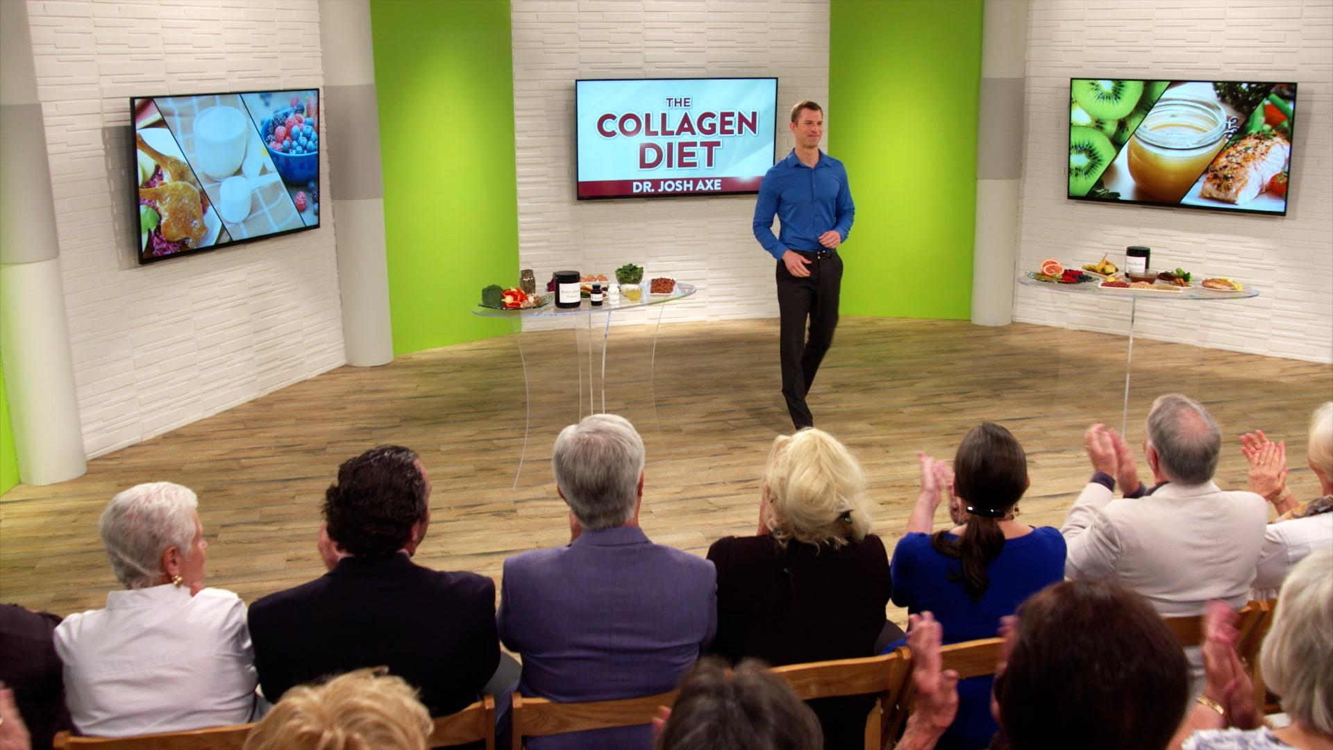 Collagen Diet with Dr. Josh Axe
